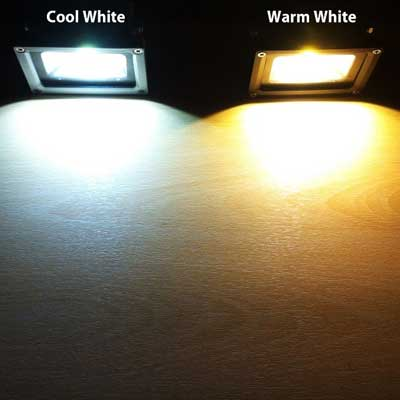 Cool White And Warm White Led Flood Light Fixtures Residential Led Light Manufacturer Tubes Panels Flood Lights Tri Proof Lights Fixture