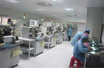 SMD-Production-line
