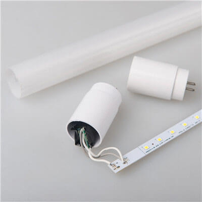 parts of nano led tube lights 2ft