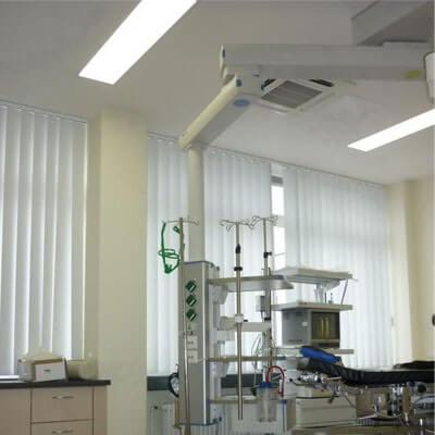 Hospitals-led-lighting