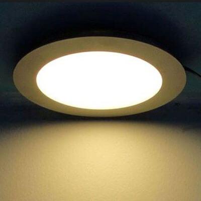 round-led-panel-light