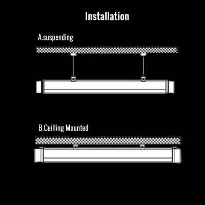 tri-proof-led-lights-installation